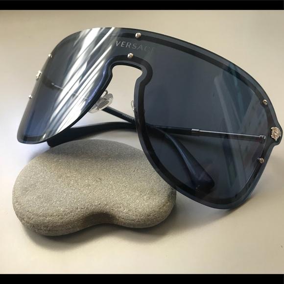 3beebff8189 Versace VE2180 sunglasses blue. M 5b32525a3e0caab52add8b67. Other  Accessories ...